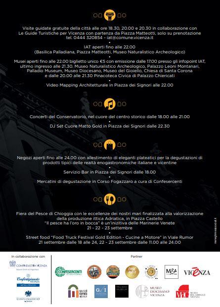 vioff vicenzaoro fuori fiera settembre 2018 vicenzaoro september 2018 italian exhibition group ilaria rebecchi magazine veneto notizie vicenza magazine cosa fare in veneto cosa fare a vicenza appuntamenti fiera dell'oro di vicenza oro vicenza fiera fuori salone silvio giovine sindaco di vicenza francesco rucco news vicenza donne vicentine oro vicenza gioielli veneto food truck festival veneto oro