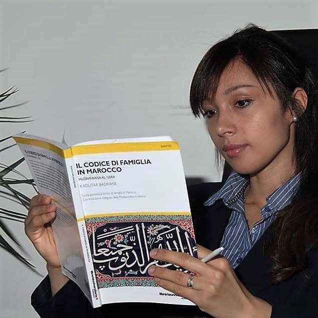 Kaoutar Badrane avvocato marocchino vicenza avvocato donna vicentina gatte vicentine donne di vicenza cosa fare a vicenza cosa fare in veneto magazine vicenza notizie veneto ilaria rebecchi intervista video gatte di vicenza avvocatessa vicentini storie di donne vicentine video vicenza donne maghreb tutela delle donne femminincidio marocchini veneto luca zaia